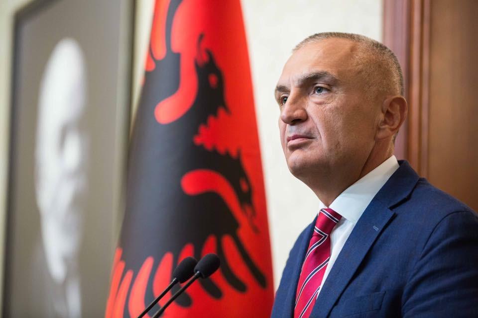 Stop  Grusht Shtetit   Presidenti Meta paralajmëron shpërndarjen e parlamentit