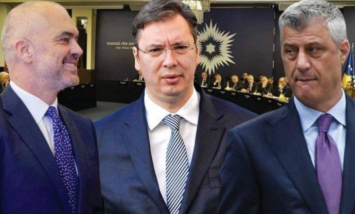 Vuçiç del hapur  Shkëmbimi i teritoreve i leverdiste Serbisë